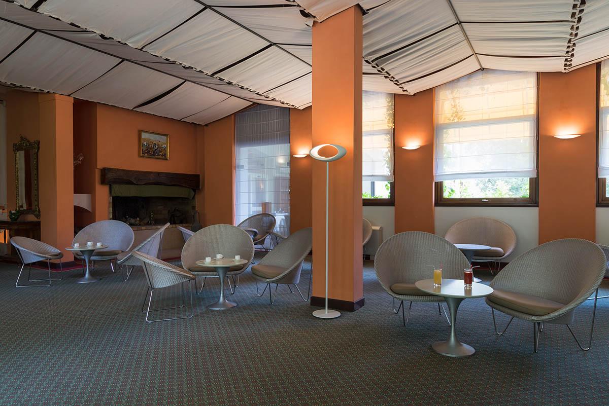 Hôtel Villa Borghese à Gréoux-les-Bains (04800) réception, séminaires et banquets
