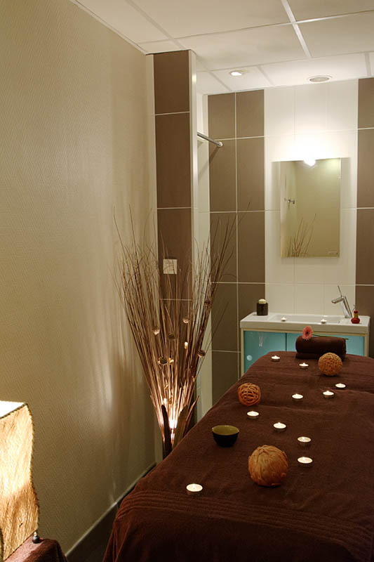 Spa de l'Hôtel Villa Borghese à Gréoux-les-Bains (04800)