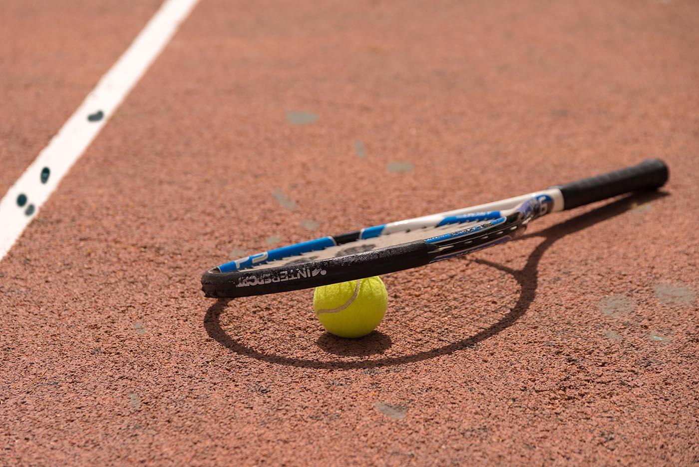 Tennis de l'Hôtel Villa Borghese à Gréoux-les-Bains (04800)